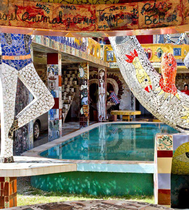 Murials and Mosaics