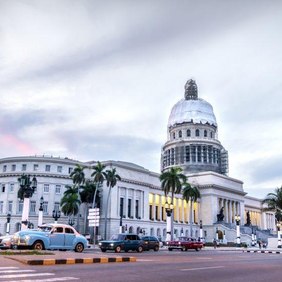 HAVANA,CUBA. Capitol building.